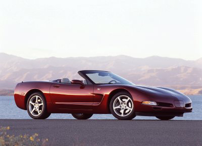 Chevrolet Corvette Convertible (YY)