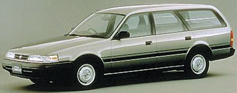 Mazda 626 IV Station Wagon